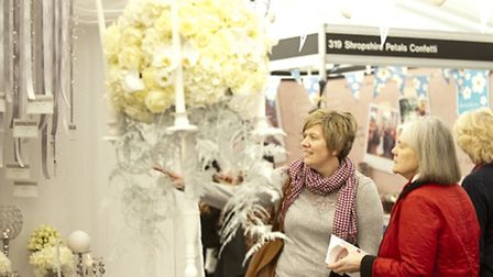 Bride: the wedding show at Tatton Park, 2013