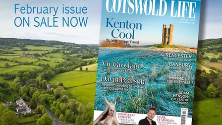 Cotswold Life February 2014