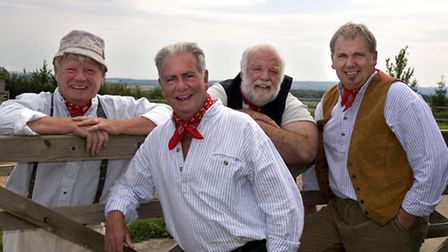 The Wurzels will be appearing at Stroud's Subscription Rooms in 2014