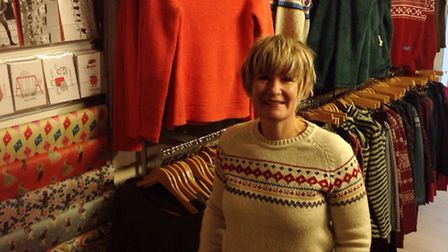 Jane Mahoney-Wightman, co-owner of Brilliant Disguise