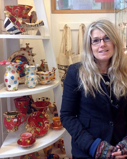 Clare Honeyfield of Made in Stroud