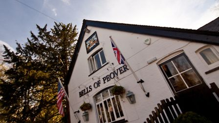The Bells of Peover, near Knutsford