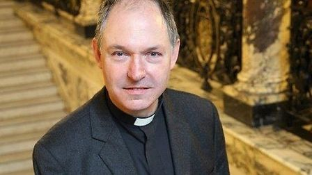 The new Bishop of Exeter - Rt Revd Robert Atwell