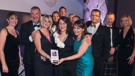 Scientifica - The International Business of the Year