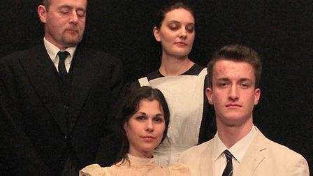 The Importance of Being Earnest at the Green Room Theatre in Dorking