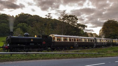 The carriages are once again open to the public