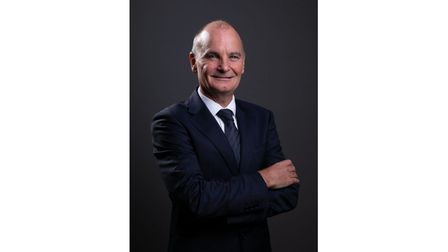 Picture of business director