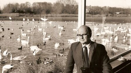 Sir Peter Scott, Founder of the WWT