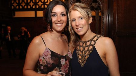 Melissa Goodheart and Louise Attwood