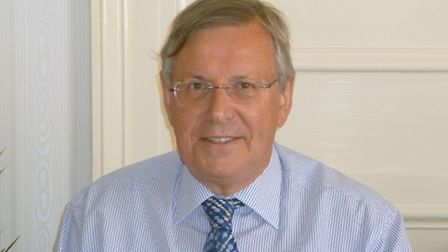 Michael Ratcliffe, Chair of the Association of Gloucestershire Chambers & Business Groups and Chief