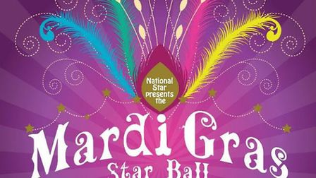 The Mardi Gras Ball at National Star College