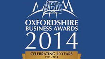 Oxfordshire Business Awards 2014