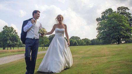 Chapman and Mosey - The wedding of Emma Chapman, daughter of Keith and Kate Chapman of Wilmslow, and