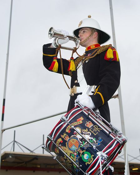 Her Majesty's Band of the Royal Marines