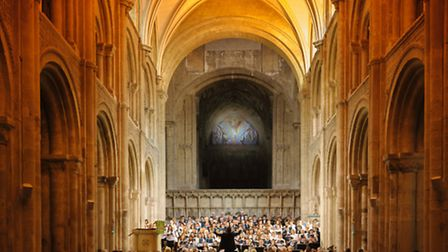 Concert at Christchurch Priory