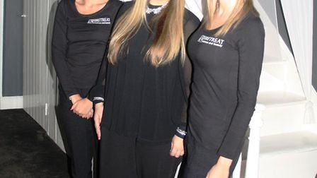 The Retreat team provide luxury treatments at affordable prices at their Torquay salon