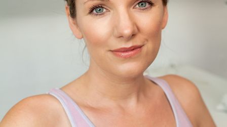Celebrity facialist Cherry Woods recommends wearing sunblock all year round