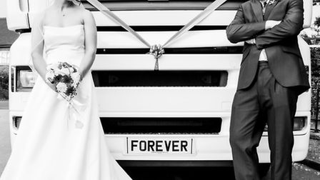 Etchells and Lancaster - The wedding of Hannah Etchells and Paul Lancaster took place at Byley Churc