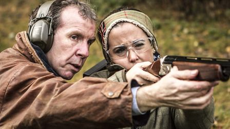 At Hilton Dunkeld there are there are experts on hand to help you learn to shoot - whatever age or a