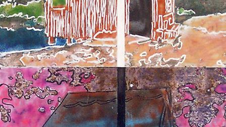 (Detail) Pete Mountford has been busy updating his pictures of Silent Pool
