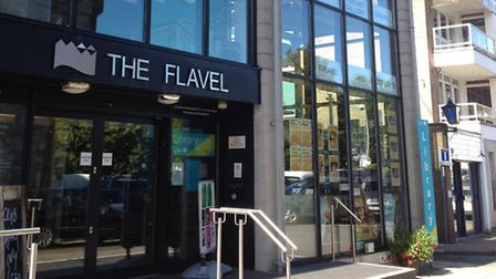 The Flavel is one of the venues to host this years Dartmouth Comedy Festival