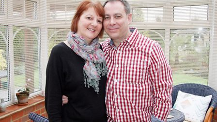 Kathryn and Rob Graham