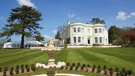 Deer Park Country House Hotel