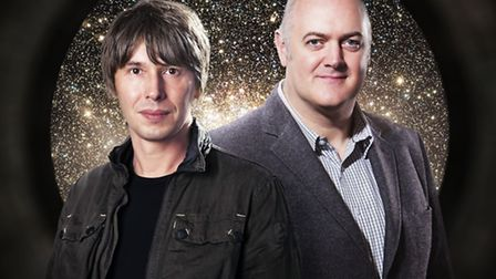 Brian Cox and Dara O Briain present the much-loved BBC Stargazing LIVE programme, which featured ast