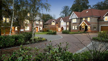 Escape to the country at The Grange, Chipstead