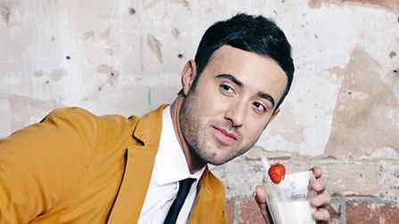 Mark Franks from Sale, Cheshire, of The Overtones