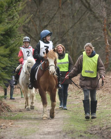 The Cranleigh RDA helps countless riders to enjoy their hobby