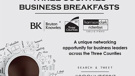 Three Counties Business Breakfast - 24th April 2004