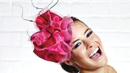 Scapoli from Get Ahead Hats is sure to get you noticed, from £50 to hire and £99.99 to buy