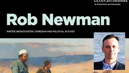 The Trade Secret: Robert Newman on Fiction, Politics and the Past Wednesday March 26 2014 7.30pm,