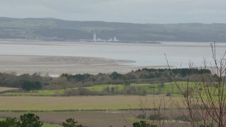 CHE Mar14 Thurstaston walk