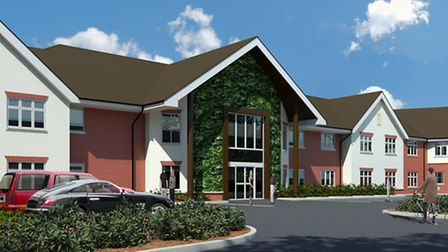 Green Tree Court in Exeter will provide residential, nursing, dementia and respite care