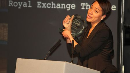 Cush Jumbo received the award for Best Actress for her performance in A Doll's House, Royal Exchange