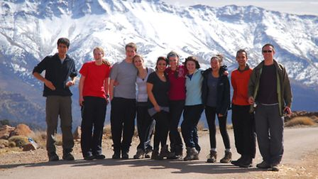 Head for heights - the DoE Award expedition to Morocco's Atlas Mountains