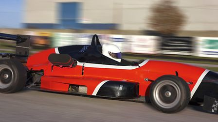 The British & Midlands Championships at Prescott Speed Hill Climb takes place this weekend / Photo: