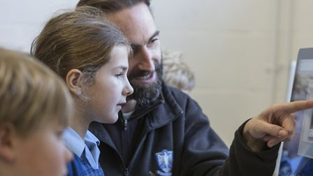 Specialist teachers at Pennthorpe School have allowed pupils to study animation
