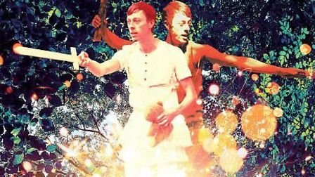 Shakespeare In The Garden on Sunday May 18 at Lyde Court - A Bristol Old Vic & Company of Angels co-