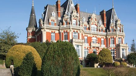 Chateau Impney in Droitwich will host this year's Worcestershire Antiques Fair