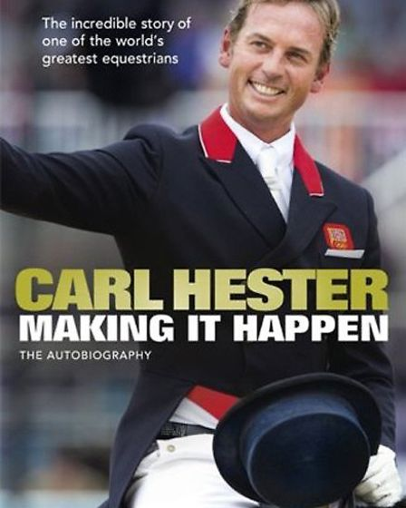 Read Carl's autobiography Making It Happen, priced £20