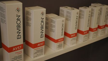 Environ has a 'step up' system