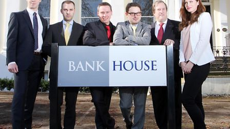Bank House Investment team