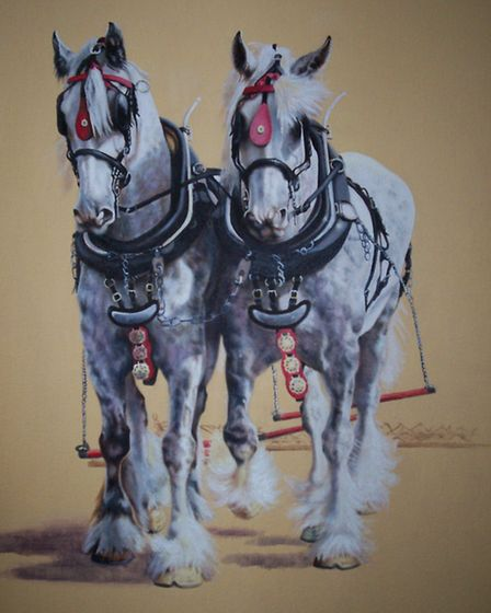 'Two Shires' by Jan Wilkinson