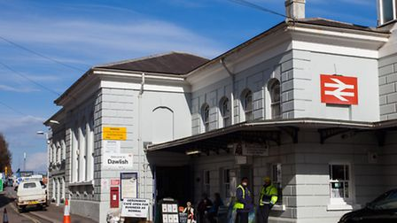 First Great Western The Dawlish Station has had a green makeover, in time for the grand re-opening
