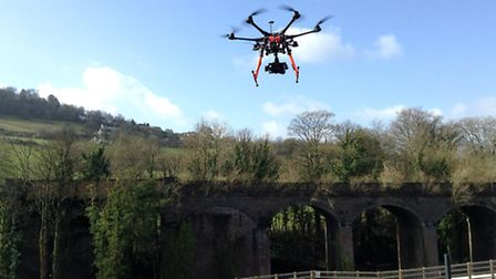 Aerial filming by Rogue State Media
