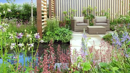 Graduate Gardeners win Best in Show Gold Medal at RHS Malvern with their design entitled 'Bringing N