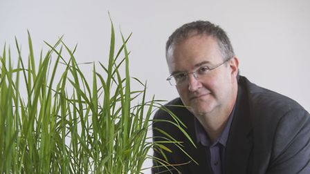 Professor Nick Talbot of the University of Exeter's College of Life and Environmental Sciences. Phot